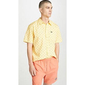 Ellis Dandelion Short Sleeve Shirt