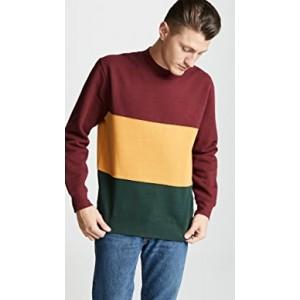 Large Crew Neck Sweatshirt