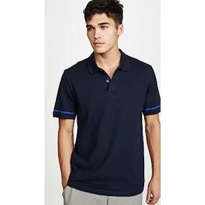 Line Short Sleeve Polo