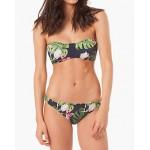 LIVELY™ Bandeau Bikini Top in Poolside Print