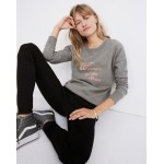 Madewell x Bliss & Mischief Woman of the Hour Sweatshirt