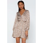 Tattle Tail Leopard Dress