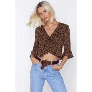 Meow Look Here Cheetah Top