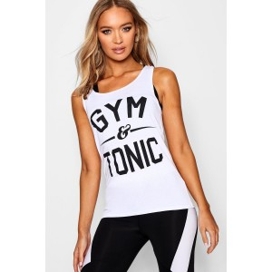 Fit Gym & Tonic Running Vest