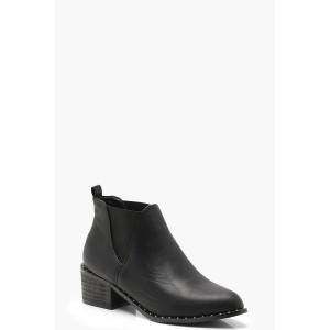 Studded Rand Chelsea Boots