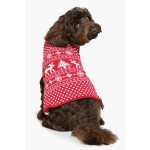 Fairisle Christmas Dog Jumper