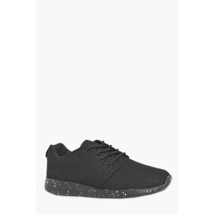 Mesh Trainer with Speckled Sole