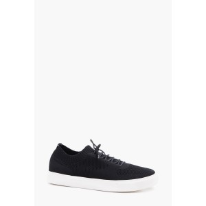 Knitted Cup Sole Trainer