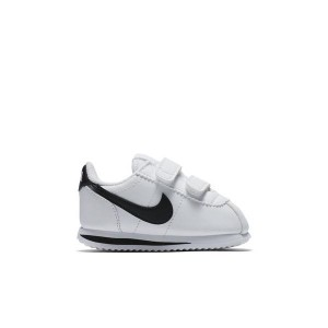 Nike Cortez Basic SL White/Black Toddler Kids Shoe