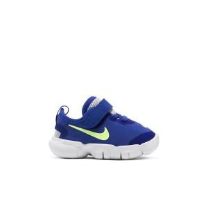 Nike Free RN 5.0 Hyper Royal/Photon Dust Toddler Kids Shoe