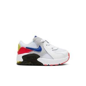 Nike Air Max Excee White/Multi Infant Boys Shoe