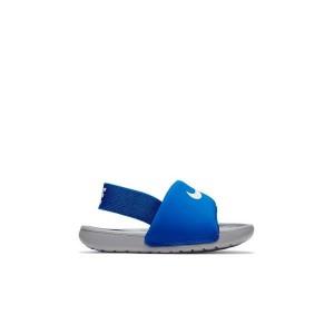 Nike Kawa Royal/Grey Infant Boys Slide