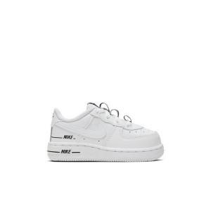 Nike Force 1 LV8 3 White/Black Infant Boys Shoe