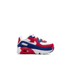Nike Air Max 90 Americana Red/White/Blue Infant Boys Shoe