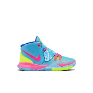 Nike Kyrie 6 Pool Toddler Kids Basketball Shoe