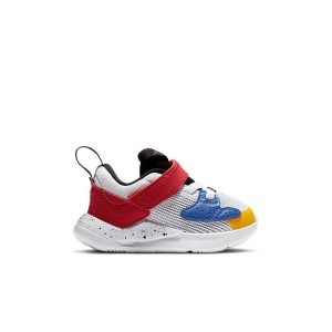 Jordan Cadence White/Game Royal/Black/Gym Red Toddler Boys Shoe