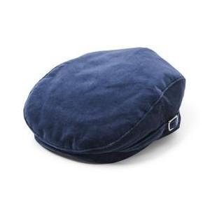 Velvet Newsboy Cap