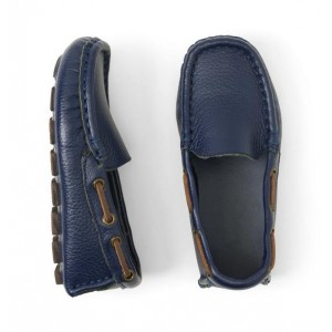 Leather Driver Shoe