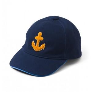 Anchor Patch Cap