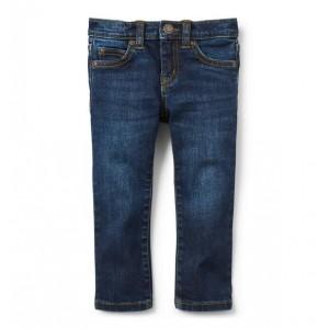 Slim Jean in Atlantic Wash