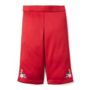 Embroidered Track Pant