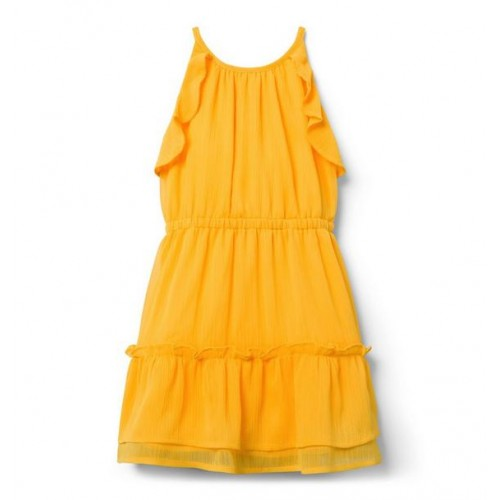 쟈니앤잭 Tiered Chiffon Dress