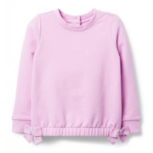 Side Bow Sweatshirt