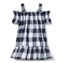Gingham Cold Shou...