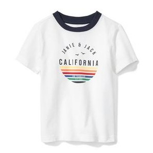 California Logo Tee