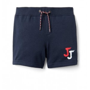 Logo Knit Short