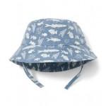 Linen Fish Bucket Hat