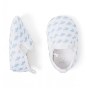 Elephant Crib Shoe