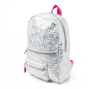 Juno Valentine Metallic Star Backpack