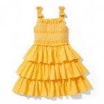 Tiered Smocked Dress