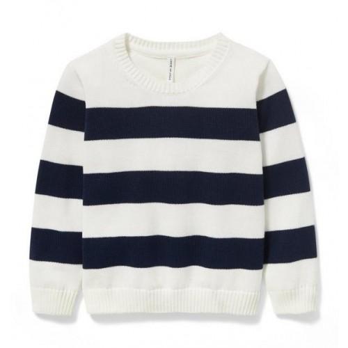 쟈니앤잭 Striped Pullover