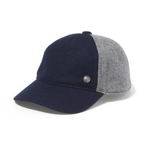 Colorblock Cap
