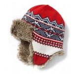 Fair Isle Trapper Hat