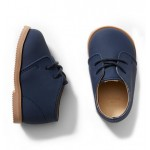 Chukka Boot Crib Shoe