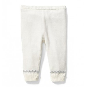 Cuffed Sweater Pant