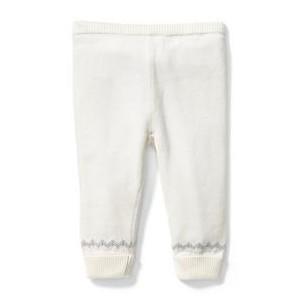 Cuffed Sweater Pant