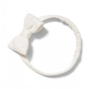 Quilted Bow Headband