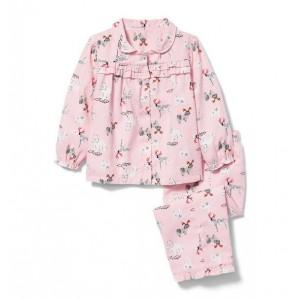 Holiday Pup Pajama Set