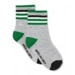 Striped Athletic Sock