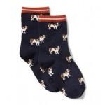 Saint Bernard Dog Sock