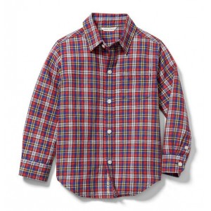 Plaid Linen Shirt