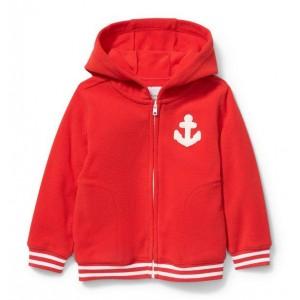 Fleece Anchor Jacket