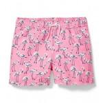 Flamingo Swim Trunk