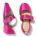 Buckle Strap Flats