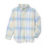 Plaid Linen Shirt