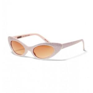 Juno Valentine Glitter Cat Eye Sunglasses